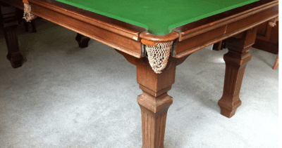 Antique Billiard tables