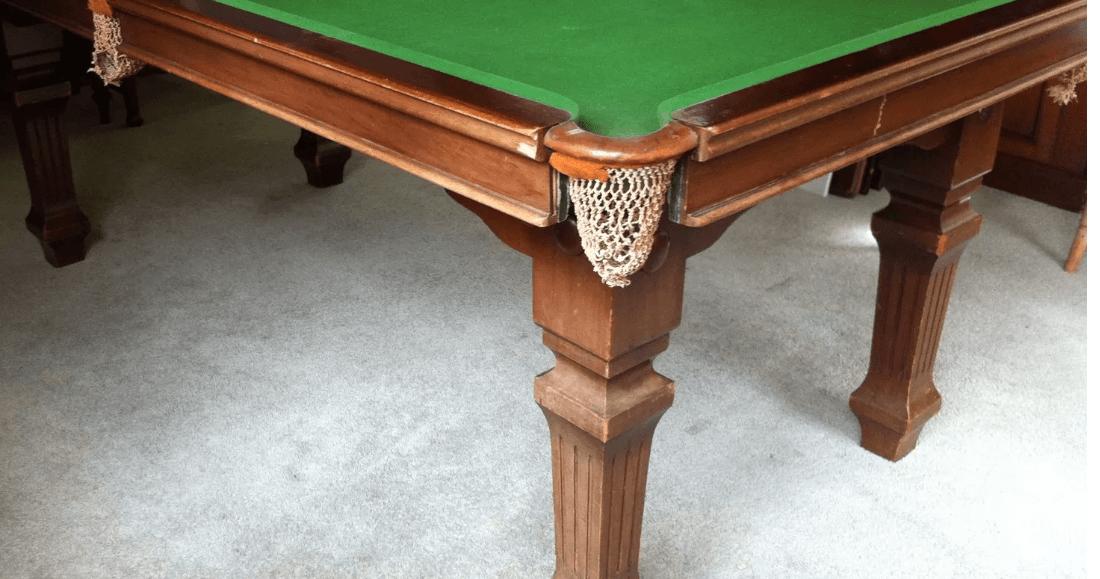 Antique Billiard tables