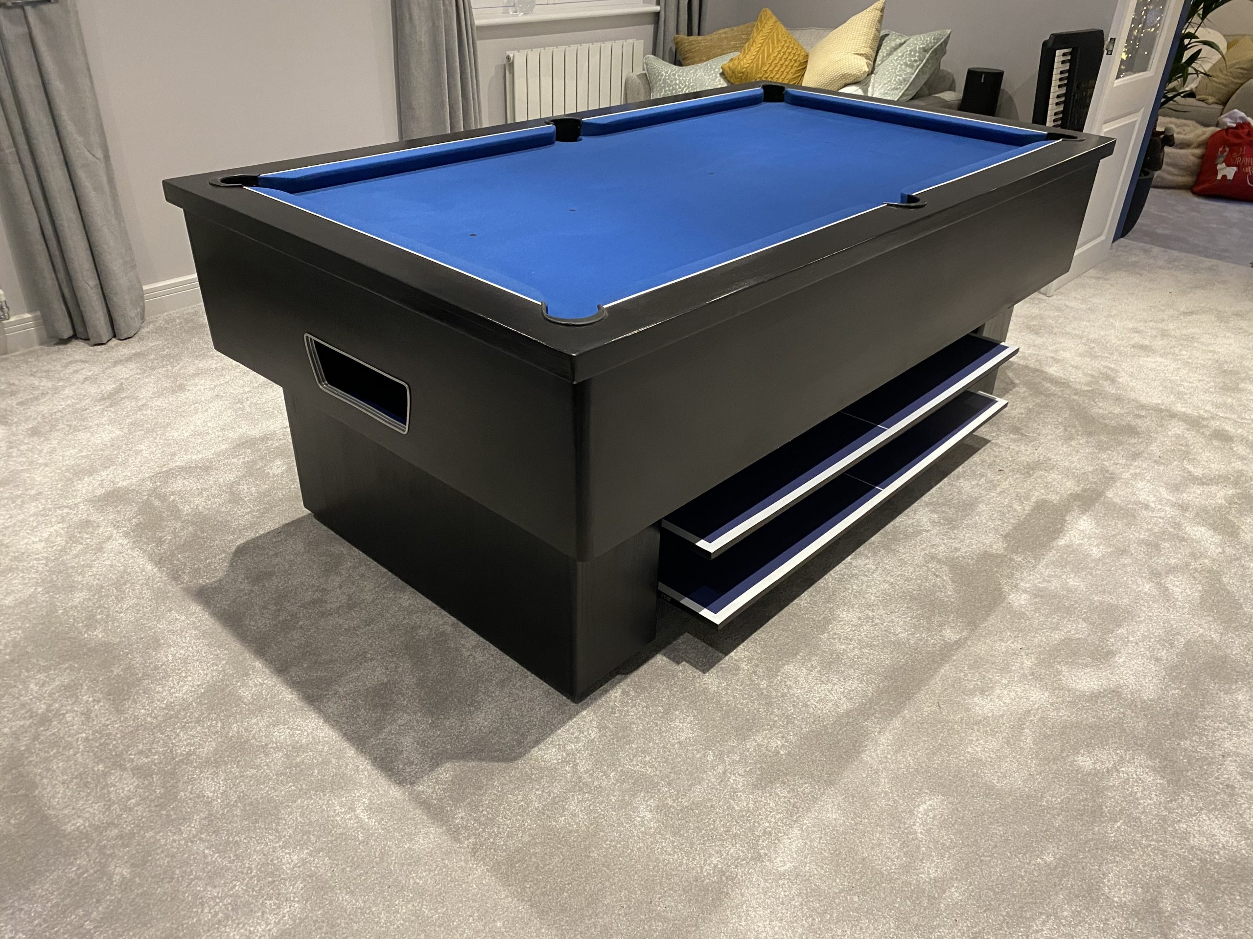 Bespoke 7ft Pool Table