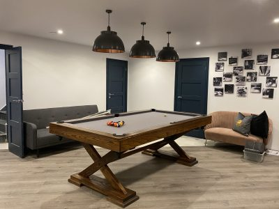 8ft Ash pool Table