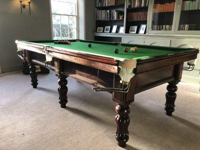Undersized Snooker Tables