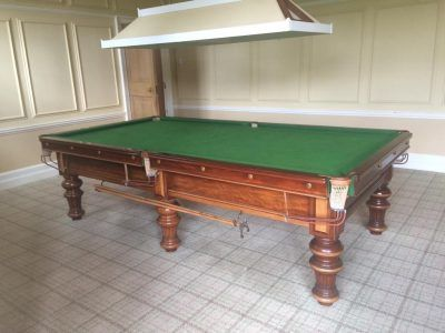 Fabulous Antique Snooker Tables Superior Handmade Tables Download Free Architecture Designs Scobabritishbridgeorg