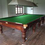 refurbished pool tables